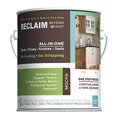 RECLAIM Beyond Paint One Gallon 3-in-1 Refinisher at HSN.com.