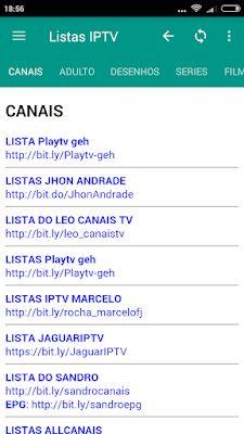 Veja Como encontrar as melhores listas para IPTV - I LOVE IPTV Lista Iptv Portugal, Lista Iptv Brasil, Tv Channel List, Free Playlist, Live Tv Streaming, Android Hacks, Box Tv, Smart Tv, Coding