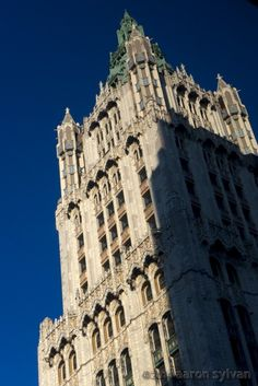 Woolworth Building by Cass Gilbert / @ArchDaily | #arquitectonico