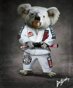 Blink Bill Martial Art