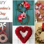 8 Wreaths For Valentine's Day