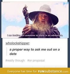 """40 LOTR Memes That'll Give You A Nerd Boner - Funny memes that """"GET IT"""" and want you to too. Get the latest funniest memes and keep up what is going on in the meme-o-sphere. Jrr Tolkien, Fangirl, O Hobbit, Into The West, John Barrowman, Fandoms, No Kidding, Just Dream, Looking For Someone"""