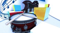 DIRECTV Motion Graphic Music Promo Created By Beau DeSilva