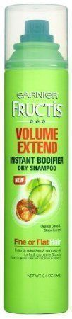 Dry shampoo to try. Garnier Fructis Volume Extend Instant Bodifier Dry Shampoo For Fine Or Flat Hair Bleaching Your Hair, Going Blonde, Dying My Hair, Dark Blonde Hair, Best Shampoos, Beauty Awards, Dry Shampoo, Fine Hair