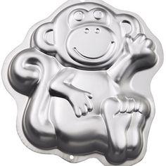 Wilton Novelty Cake Pan, Monkey