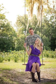 Rustic, Country Brooksville Military/Army Engagement Session at Sweetfields Farm - Tampa Bay Wedding Photographer Ashfall Mixed Media