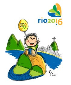 2016 Summer Olympics | ... am so glad that my native city will host the 2016 summer olympic games