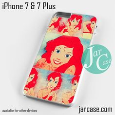 Ariel 4 Phone case for iPhone 7 and 7 Plus
