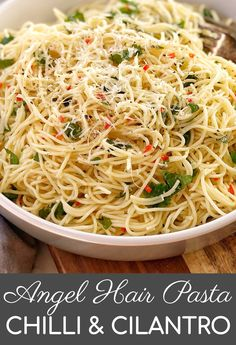 Looking for recipe for an easy pasta salad without mayo? This cold pasta salad is the best idea for a summer make ahead side dish! Dressed with lemon, this light pasta salad is perfect for summer. #chefnotrequired #pastasalad Light Pasta Salads, Easy Pasta Salad, Angel Hair Pasta Recipes, Olive Oil Pasta, Mozzarella Pasta, Cold Pasta, Garlic Pasta, Salad Ideas