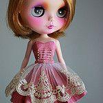 Pink Ballerina by Trio Blythe