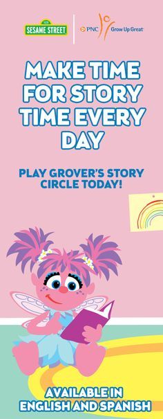 Grover's Story Circle Toddler Play, Toddler Preschool, Toddler Activities, Telling Stories, S Stories, Learning Spanish, Kids Learning, Learning Tools, Learning Games