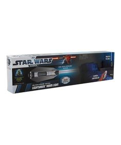 Look at this Star Wars Science Obi-Wan Kenobi Lightsaber Room Light Set on #zulily today!