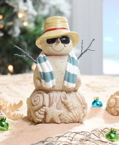 Scuba Diving Christmas Ornaments