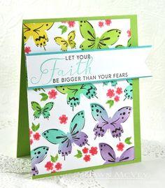 Color Pop Butterflies
