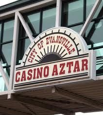 Casino Aztar in Evansville,IN.   Check out Gray Line of Tennessee's Casino Depot!  www.graylinetn.com/casino