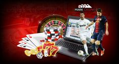 MARKCASINO เราคือผู้ให้บริการ เว็บคาสิโนที่ดีที่สุด เล่นคาสิโนออนไลน์ สมัครเล่นบาคาร่าออนไลน์ แทงบอลไทยออนไลน์ เดิมพันกีฬาผ่านเว็บ ที่ดีที่สุด