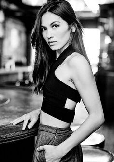 Picture of Elodie Yung Elodie Yung, Black N White Images, Black And White Portraits, Hollywood Actresses, Actors & Actresses, Badass Movie, Mega Sena, Badass Women, Gal Gadot