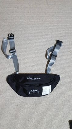A Cold Wall A Cold Wall Shoulder Bag Size ONE SIZE - 5 A Cold Wall 3a13f4dcde0e7