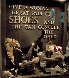 a great pair of shoes, pinned by Ton van der Veer