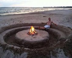 Next time I'm at the beach