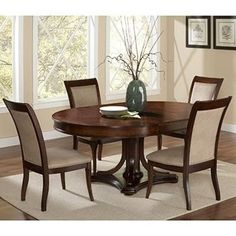 Caden Piece Dining Set With  Table Costco  Dining - Costco dining room sets
