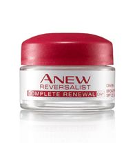 Anew REVERSALIST COMPLETE RENEWAL Day Cream Broad Spectrum SPF 25 Travel Size get for $7.99 each! Click on visit site! PS Share thanks for your time I know it's valuable!