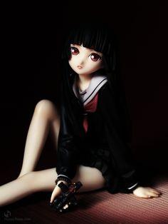 Ai Enma (Hell Girl) anime figure