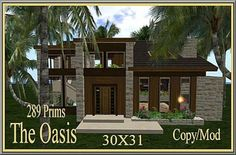 Second Life The Oasis