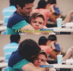 Matty and jake friendship awkward mtv