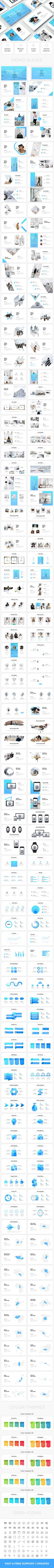 Business - Portfolio Powerpoint Template