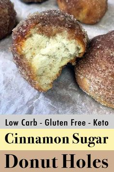 These healthy low carb and keto donut holes are easy to make in an air fryer. And each donut hole has just net carbs. These healthy low carb and keto donut holes are easy to make in an air fryer. And each donut hole has just net carbs. Air Fryer Recipes Low Carb, Air Fryer Recipes Breakfast, Low Carb Recipes, Diet Breakfast, Breakfast Cereal, Breakfast Ideas, Mcdonalds Breakfast, Breakfast Gravy, Breakfast Omelette