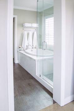 Urban Farmhouse Modern Bathroom