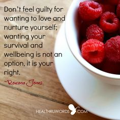 #Quote of the Day:  Your Wellbeing First
