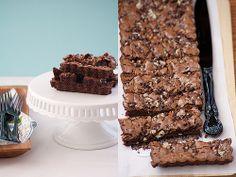 bittersweet brownies by Cindy | Hungry Girl por Vida, via Flickr