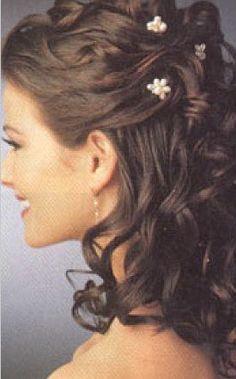 Acconciature per capelli sciolti