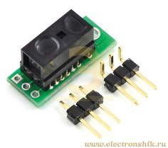 Датчик расстояния Pololu Carrier Distance Sensor, Pololu Robotics and Electronics