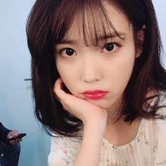 [IU INSTAGRAM] 171030 I got scolded by Chipmunk. Guess I should stop now.. Hee (trans by IUteamstarcandy) Iu Twitter, Korean Girl, Asian Girl, Snsd Yuri, Lee Hi, Pop Singers, Ulzzang Girl, K Idols, Korean Singer