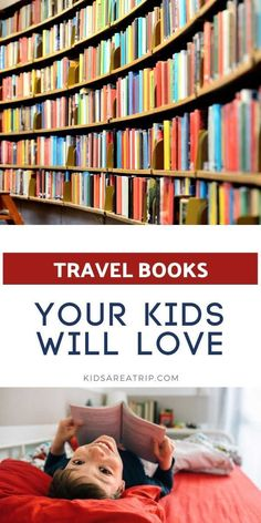If your kids are missing travel, why not bring the adventures into your home with some of these best travel books for kids? Featuring different destinations, fun characters to follow, and exciting travel games, there's something for all ages. These books about travel for kids will have them ready to pack their bags. -Kids Are A Trip |books for kids| travel books for kids road trip| kids travel journal| travel books for children Road Trip With Kids, Travel With Kids, Family Travel, Rome Travel, Travel Maps, Thailand History, Atlas Book, Best Travel Books, Kids Travel Journal