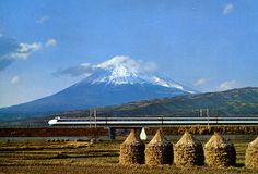 Photo of Life in Japan in 1967 - Fuji