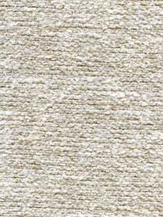 A loosely spun cotton boucle yarn is the secret behind the lofty texture of rustic Bozeman in duo-tone sand and cream Snowy Winter. Reminiscent of an exaggerated terry cloth, the simplicity of this inviting fabric masks a complex infrastructure and dense construction geared toward stabilizing this highly textural boucle.