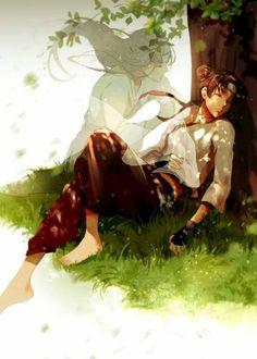 Essa é a história de amor mais triste de todos os animes...  Nejiten forever