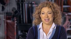Doctor Who on YouTube ''Alex Kingston On Returning As River Song - The Husbands of River Song'' - Doctor Who Christmas 2015 link: https://youtu.be/69_QrKoy-GA (Published on Dec 26, 2015) ''Alex Kingston on why she loves returning to Doctor Who.''