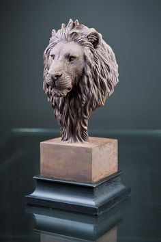Lion Head by IgorGosling