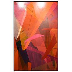 油画 油画布 手绘 FAxdart-36 W700*H1200mm