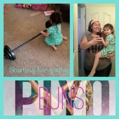 Today was cardio day! I was so excited to put on my new women's muscle tee from Old Navy! I did PiYo buns instead of trying to put shoes on and displease my feet by doing the beast cardio workout. I also did the 21 day fix 10 minute ab video! Woo it's amazing how Autumn Calabrese makes you feel the burn in only 10 minutes! I love that this ab workout works! I have a lot of flab to get through and I can still feel it with this so that's why I love it and trust it! My workout buddy got down on…