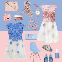 Rose Quartz and Serenity by RSVP