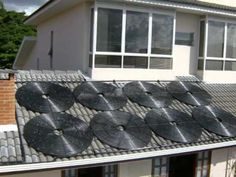 Solar water heater simple DIY project | 101 Ways to Survive