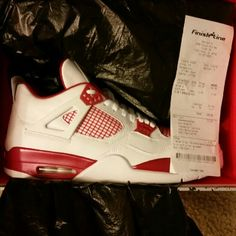 Nike Air Jordan Retro 4 Alternate 89 size 12 Brand new in box. Size 12. Open to reasonable offers. I ship USPS priority. Jordan  Shoes Athletic Shoes