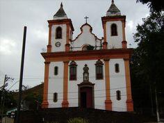 Sabará, MG - Brasil -  Igreja São Francisco de Assis