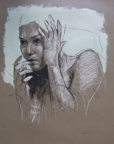 Guy denning, born in north somerset, has been obsessed with visual art sinc Life Drawing, Drawing Sketches, Art Drawings, Figure Drawings, Figurative Kunst, A Level Art, Abstract Painters, Portrait Art, Illustrations